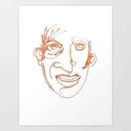 SPARKLE / 013 Art Print