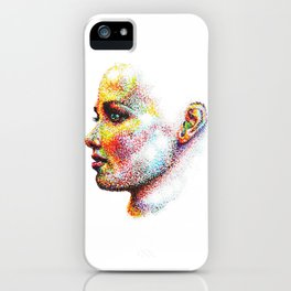 Head Pointed Out iPhone Case