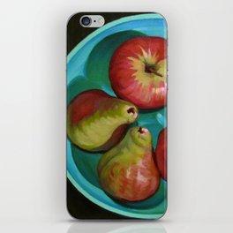 Apple Bowl iPhone Skin