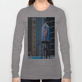Thirsty Girl Long Sleeve T-shirt