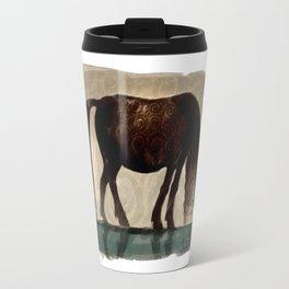 Horse (Kelpie) Travel Mug