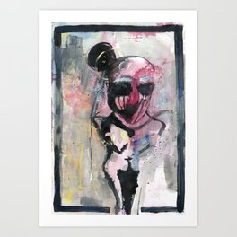 Atelier (1) Art Print