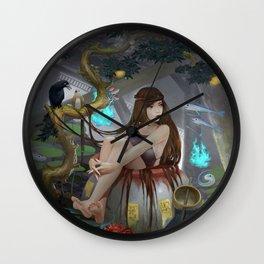 Cam Wall Clock