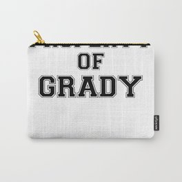 Property of GRADY Carry-All Pouch