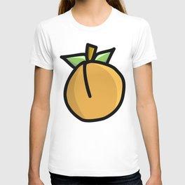 apricot T-shirt