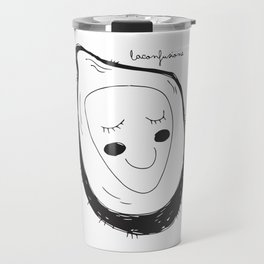 Avocado Girl Travel Mug