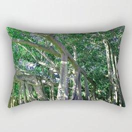 Bewitching Banyon Rectangular Pillow