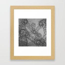akihi Framed Art Print