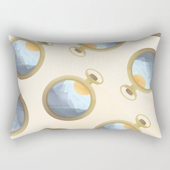 Hi, Noon Rectangular Pillow