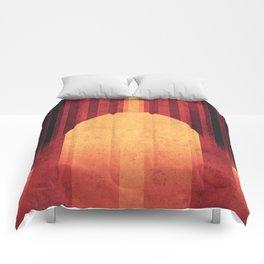 Pan -Equatorial Ridge Comforters