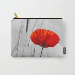 Poppy Red 070 Carry-All Pouch