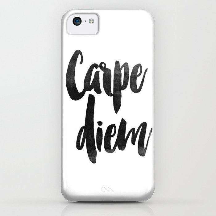 Printable Instant Download Carpe Diem Print Inspirational Quotes