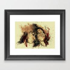 of dreams Framed Art Print