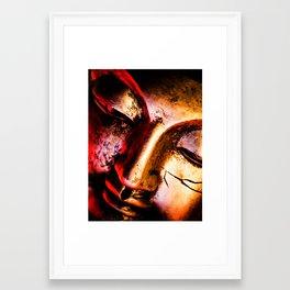 Buddha 1 Framed Art Print