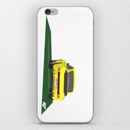Yellowbird iPhone Skin