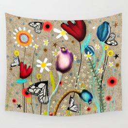 Rupydetequila - Bohemian Paradise Wall Tapestry