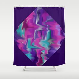 Melt Shower Curtain