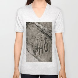 The Who Unisex V-Neck