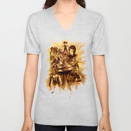 Homage to Mad Max Unisex V-Neck