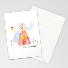 Summer Knitter Stationery Cards