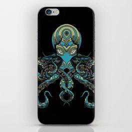 OCTOPUS iPhone Skin