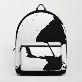 Board Out Of Your Mind Wakeboarding Silhouette Backpack