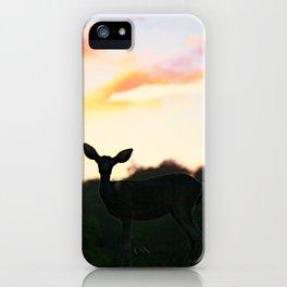 Deerest iPhone Case