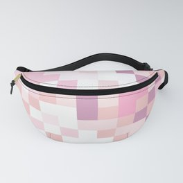 Matisse Map Blush Fanny Pack