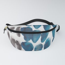 67  | 190330 Watercolour Abstract Brush Strokes Fanny Pack