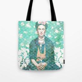Sueños de Frida Tote Bag