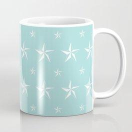 Stella Polaris Turquoise Design Coffee Mug