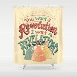 Revelation Shower Curtain
