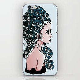 Maiden of the Deep iPhone Skin