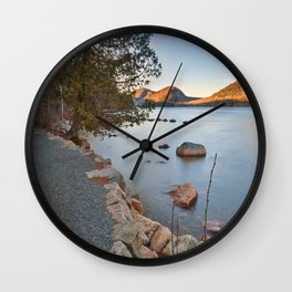 Jordan Pond Trail Wall Clock