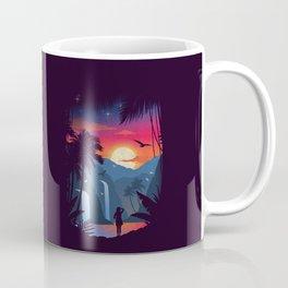 Cascades Coffee Mug