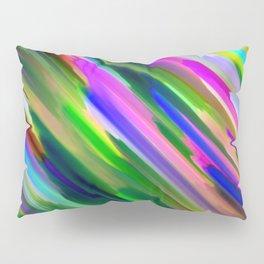 Colorful digital art splashing G487 Pillow Sham