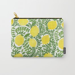 The Fresh Lemon Carry-All Pouch
