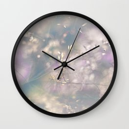 Summer #1 Wall Clock
