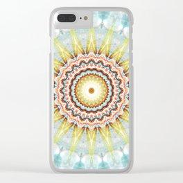 Mandala wintersun Clear iPhone Case