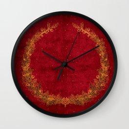 Brontide Wall Clock