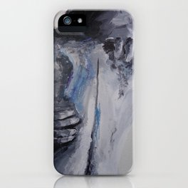 Hold Onto Me iPhone Case