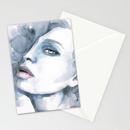 Stillhet (silence) Stationery Cards