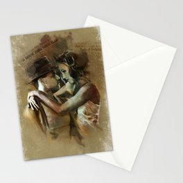 Bonnie and Clyde Stationery Cards