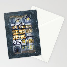 The Wolves Of Willoughby Chase Stationery Cards