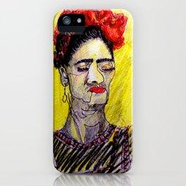 Khalo Vibe iPhone Case