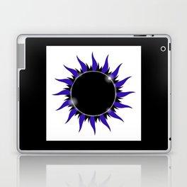 AP White Laptop & iPad Skin