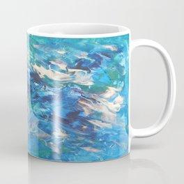 A Boat's Wake Coffee Mug