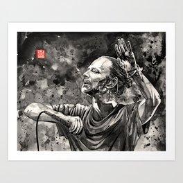 Thom Art Print
