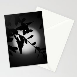 The Elegant Side of the Moon Stationery Cards