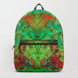 100 years of solitude reinterpreted Backpack